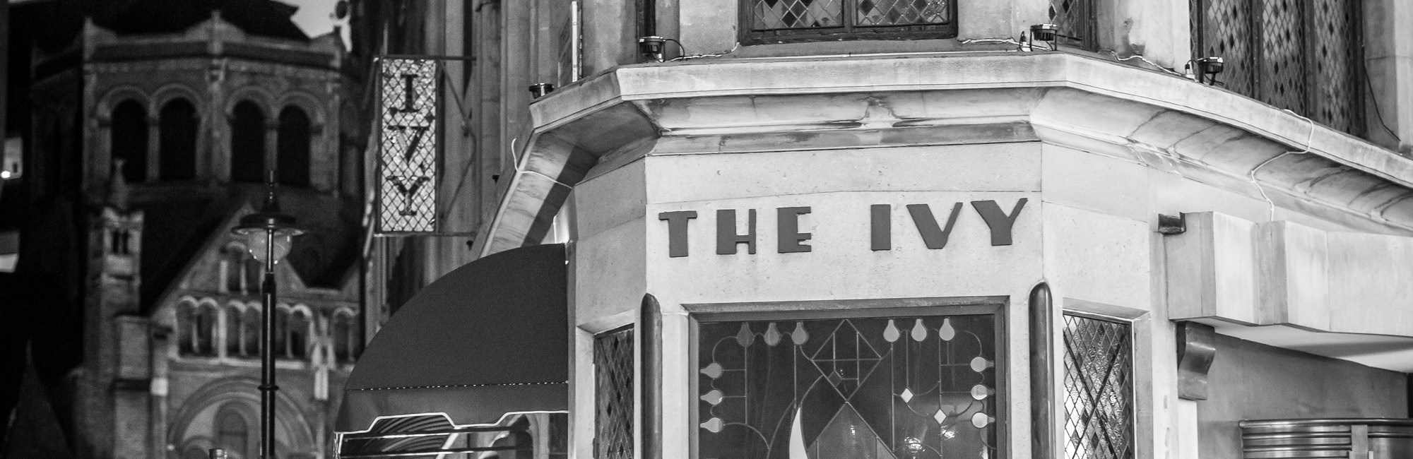 the ivy bw exterior by david griffen