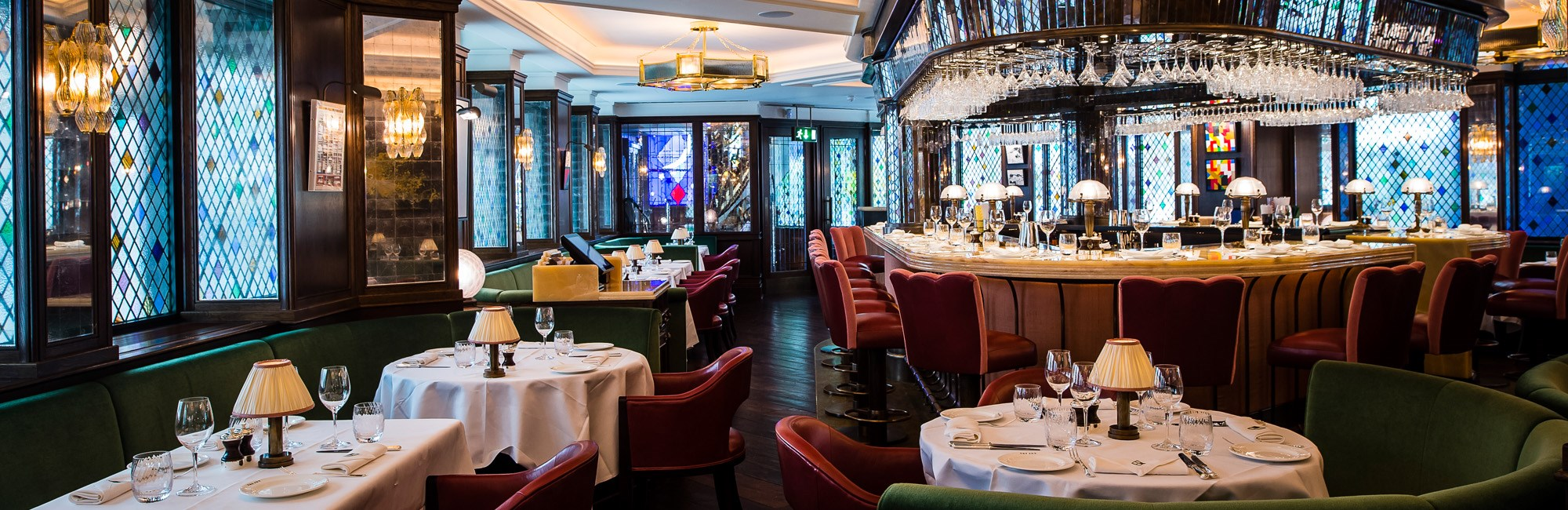 the ivy interior tables