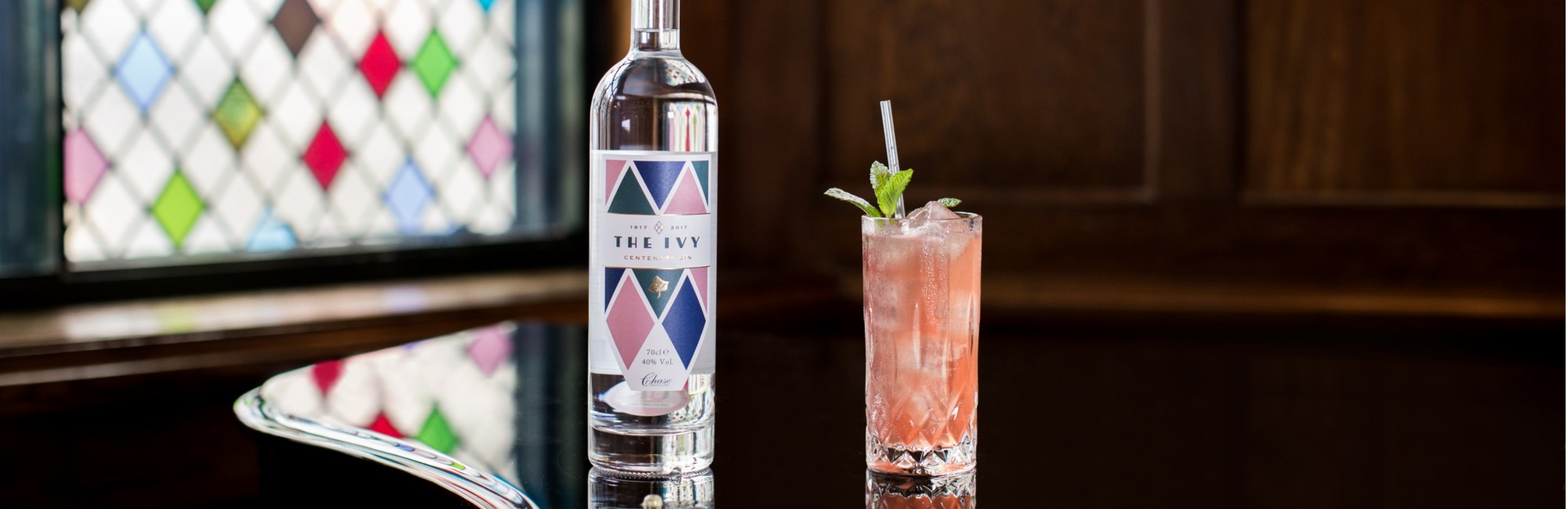 the ivy centenary gin 2