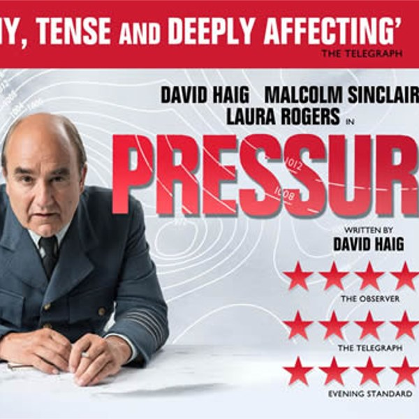 Pre and Post theatre package for Pressure