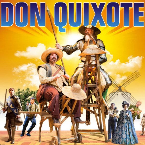 Don Quixote, Theatre Dining Package at The Ivy