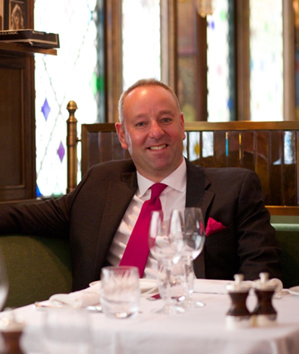 Nicolas Jarnot - General Manager